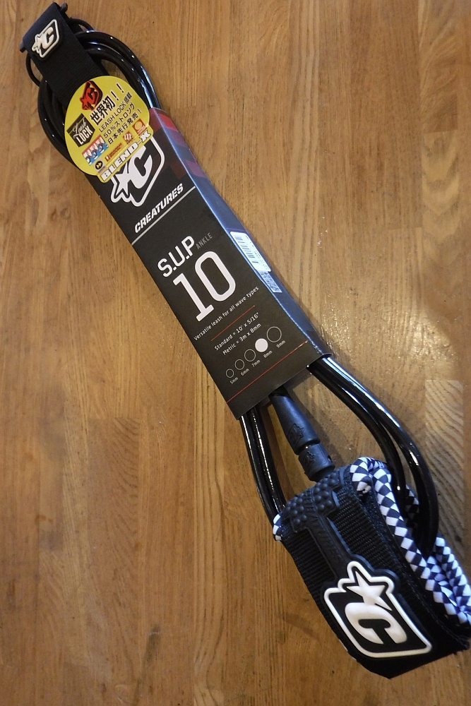 CREATURES NEW SUP 10  ;ANKLE ;10ft ;
