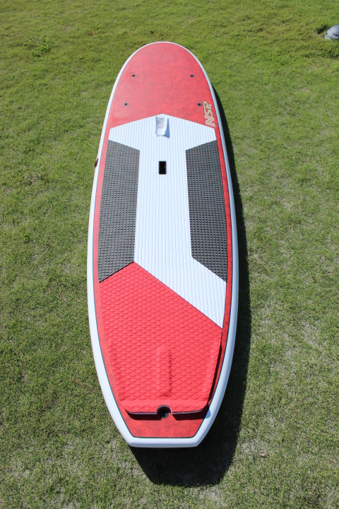 "2017 NSP ALLROUNDER  ;COCOMAT ;10'2""x33"" ;Red"