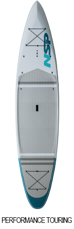 "NSP ELEMENTS ;PERFORMANCE TOURING ;12'6""x 32""x 8 3/8""  316.8L ;"