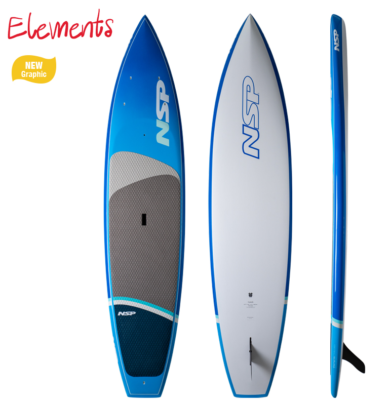 "2020 NSP ELEMENTS ;TOURING ;12'0""x 31""x 6 5/8""  269.3L ;NAVY New color"