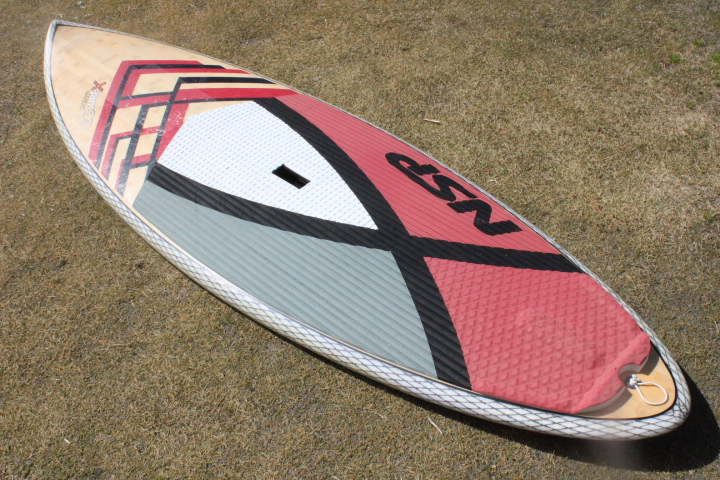 "2018 NSP (USED) SURF-X ;WAVE ;7'8"" x 27 82.1L ;"