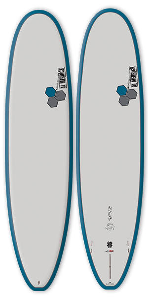 "2019 CHANNELISLANDS SURFTECH ;WATER HOG ;7'10""x 22""x 2.8""  54.0L ;"