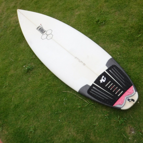"CHANNELISLANDS (USED) The Rokie 15 ショート 5'11"" x 185/8"" x 21/4"""