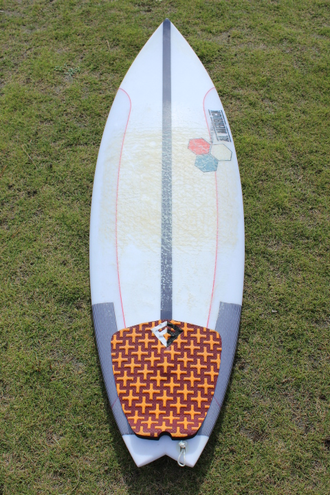 "2018 CHANNELISLANDS (USED) SURFTECH rocket 9 5'4""x 18.8""x 2.2""  23.4L"