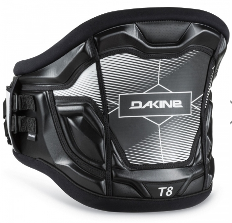 2018 DAKINE T-8 WINDSURF HARNESS ;New ;M ;BLACK
