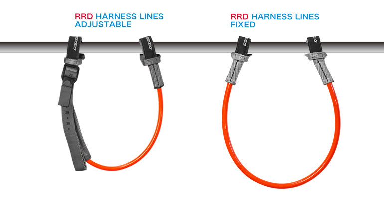 "RRD HARNESSLINES ;ADJUSTABLE ;22""-28"" ;Orange"