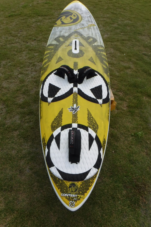 2012 RRD (USED) WAVE CULT QUAD ;CONTEST ;75L ;