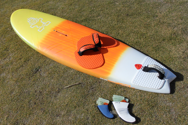 2016 STARBOARD (USED)  REACTOR WOOD Quad 82L